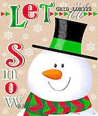 Patrick, CHRISTMAS SANTA, SNOWMAN, WEIHNACHTSMÄNNER, SCHNEEMÄNNER, PAPÁ NOEL, MUÑECOS DE NIEVE, paintings+++++,GBIDLDE322,#X#