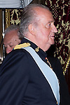 13.06.2012. King Juan Carlos I of Spain attens presentation of Credentials at the Royal Palace of Madrid. In the image King Juan Carlos I of Spain (Alterphotos/Marta Gonzalez)