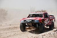 Gary Weyhrich Trophy truck near Zoo road, 2011 San Felipe Baja 250