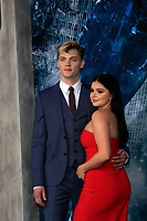 "LOS ANGELES - FEB 21:  Levi Meaden, Ariel Winter at the ""Pacific Rim Uprising"" Premiere at the TCL Chinese Theater IMAX on February 21, 2018 in Los Angeles, CA"
