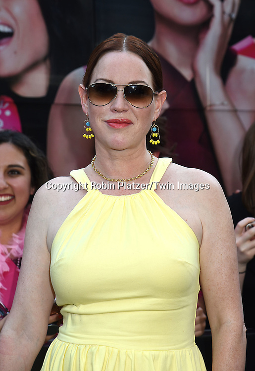 Molly Ringwald attends the &quot;Rough Night&quot; World Premiere on June 12, 2017 at AMCLowes Lincoln Square 13 in New York, New York, USA.<br /> <br /> photo by Robin Platzer/Twin Images<br />  <br /> phone number 212-935-0770