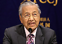 Mahathir Mohamad at FCCJ