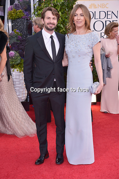 Kathryn Bigelow arriving at the 70th Annual Golden Globe Awards held at The Beverly Hilton Hotel on January 13, 2013 in Beverly Hills, California...credit: face to face