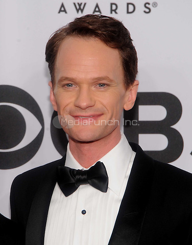 New York, NY- June 5: Neil Patrick Harris attends the  American Theater Wing's 68th Annual Tony Awards  on June 8, 2014 at Radio City Music Hall in New York City. (C) Credit: John Palmer/MediaPunch
