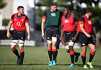 General views during the England Rugby training session at  Jonsson Kings Park Stadium,Durban.South Africa. 05,06,2018 Photo by (Steve Haag)