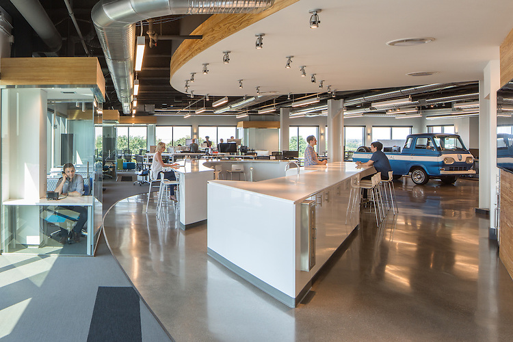 Drive Capital | Gieseke Rosenthal Architecture + Design (GRA+D)