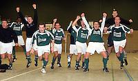 Datteln, 08.01.2006: Hallenfu&szlig;ball - Stadtmeisterschaft,<br />Foto Rainer Raffalski