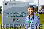 Dr Kaushik Mangroo University Hospital Kerry UHK