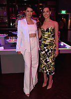 """LOS ANGELES - JUNE 13:  Amber Midthunder and Aubrey Plaza attend the party at Boulevard3 following the Season 3 Los Angeles Premiere Event for FX's """"Legion"""" on June 13, 2019 in Los Angeles, California. (Photo by Frank Micelotta/FX/PictureGroup)"""