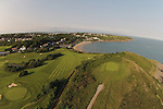 Aerial view of Langland Bay.<br /> <br /> 26.06.13<br /> CREDIT: &copy;Steve Pope-SPORTINGWALES