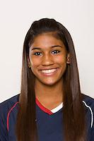 Alexis Harris. U-17 USA Women's National Team head shots on September 16, 2008. Photo by Howard C. Smith/isiphotos.com