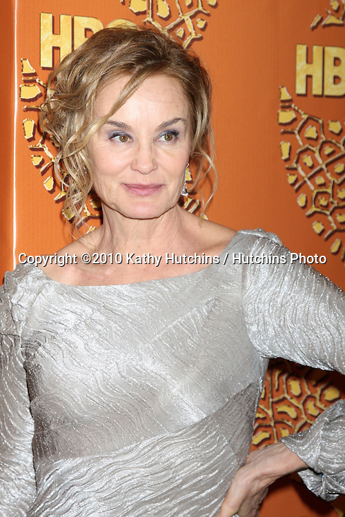 Jessica Lange.arriving at the 67th Annual Golden Globe Awards Official HBO After Party.Beverly Hilton Hotel.Beverly Hills, CA.January 17, 2010.©2010 Kathy Hutchins / Hutchins Photo....