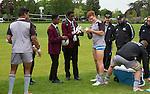 Declan O'Donnell. Training. Roslyn Park, London, England. Photo: Marc Weakley