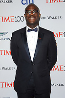 www.acepixs.com<br /> April 25, 2017  New York City<br /> <br /> Barry Jenkins attending the 2017 Time 100 Gala at Jazz at Lincoln Center on April 25, 2017 in New York City.<br /> <br /> Credit: Kristin Callahan/ACE Pictures<br /> <br /> <br /> Tel: 646 769 0430<br /> Email: info@acepixs.com