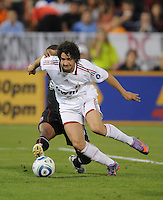 AC Milan forward Alexander Pato (7) . DC United defeated AC. Milan 3-2 at RFK Stadium, Wednesday May 26, 2010.