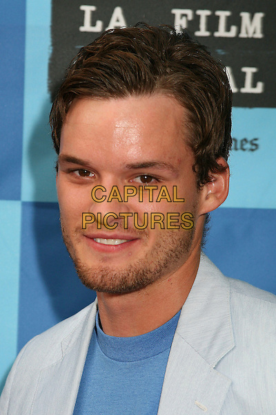 "AUSTIN NICHOLS.Los Angeles Film Festival Premiere of ""The Lather Effect"", Westwood, California, USA,.26 June 2006..portrait headshot.Ref: ADM/BP.www.capitalpictures.com.sales@capitalpictures.com.©Byron Purvis/AdMedia/Capital Pictures."