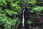 Silverthread Falls, Dingman's Falls, Delaware Water Gap National Recreation Area, Pike Co., PA