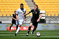 ISPS Handa Premiership - Wellington Phoenix v Team Wellington at Westpac Stadium, Wellington, New Zealand on Sunday 21 October 2018. <br />
