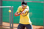 Australia's Alex De Minaur during Junior Davis Cup 2015 match. September  30, 2015.(ALTERPHOTOS/Acero)
