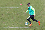 11.03.2018, Trainingsgelaende, Bremen, GER, 1.FBL, Training SV Werder Bremen<br /> <br /> im Bild<br /> Milot Rashica (Werder Bremen #11), <br /> <br /> Foto &copy; nordphoto / Ewert