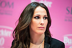 Singer Malu attends to the presentation of the solidarity project &quot;Carretera y Manta&quot; at West Park Studios, Madrid, Spain. June 19, 2015.<br />  (ALTERPHOTOS/BorjaB.Hojas)