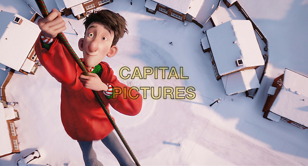 Arthur (voiced by James McAvoy).in Arthur Christmas.*Filmstill - Editorial Use Only*.CAP/FB.Supplied by Capital Pictures.