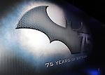 Warner Bros. VIP Studio Tour Celebrates Batman's 75th Anniversary Los Angeles, CA. June 26, 2014.
