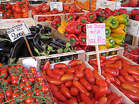 Italian Vegetable Market, Venice