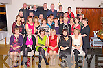 The 1977 class of St Marys Presentation convent, Rathmore, pictured at their class reunion in the Heights Hotel, Killarney on Thursday night.