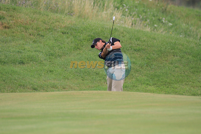 Benjamon Hebert playing into the 9th green on day three of the Alstom Open de France at .Golf National St Quentin en Yvelines, Paris France, 3/7/10.. Picture Fran Caffrey/www.newsfile.ie