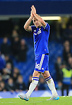 Chelsea's John Terry applauds the crowd at the final whistle<br /> <br /> Barclays Premier League- Chelsea vs Sunderland - Stamford Bridge - England - 19th December 2015 - Picture David Klein/Sportimage