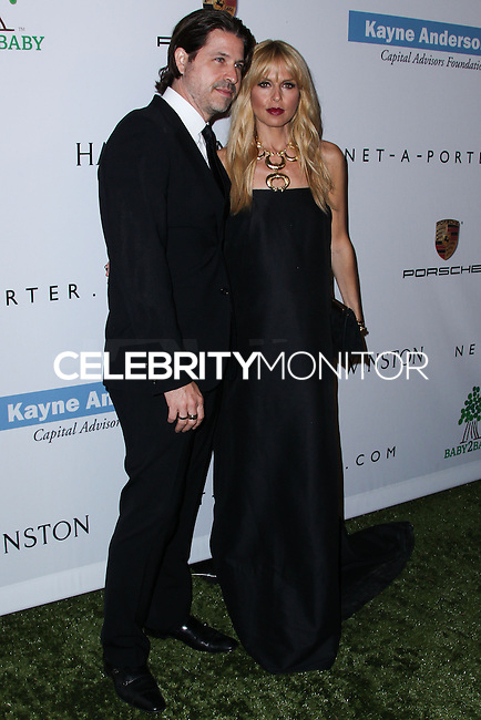 CULVER CITY, CA - NOVEMBER 09: Rodger Berman and Rachel Zoe arrive at the 2nd Annual Baby2Baby Gala held at The Book Bindery on November 9, 2013 in Culver City, California. (Photo by Xavier Collin/Celebrity Monitor)