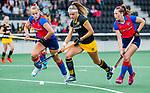 AMSTELVEEN - Emmeliene Oonk (Den Bosch) . finale Den Bosch MA1-SCHC MA1 4-1. Den Bosch wint de titel Meisjes A . finales A en B jeugd  Nederlands Kampioenschap.  COPYRIGHT KOEN SUYK