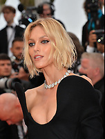 Anja Rubik at the gala screening for &quot;BLACKKKLANSMAN&quot; at the 71st Festival de Cannes, Cannes, France 14 May 2018<br /> Picture: Paul Smith/Featureflash/SilverHub 0208 004 5359 sales@silverhubmedia.com