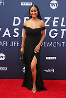 6 June 2019 - Hollywood, California - Joy Bryant. American Film Institute's 47th Life Achievement Award Gala Tribute To Denzel Washington held at Dolby Theatre.    <br /> CAP/ADM/FS<br /> ©FS/ADM/Capital Pictures