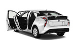 Car images of 2016 Toyota Prius Comfort 5 Door Hatchback Doors