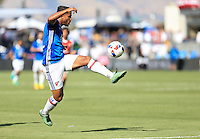 San Jose, CA - Thursday July 28, 2016: MLS All-Stars  during a Major League Soccer All-Star Game match between MLS All-Stars and Arsenal FC at Avaya Stadium.