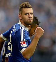 ussball Bundesliga 2013/2014: FC Schalke 04 - FC Augsburg
