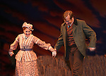 Melissa Gilbert and Steve Blanchard star in Little House on the Prairie - The Musical at the Paper Mill Playhouse's 71st Season as it opens with East Coast Premiere on September 20, 2009 in Millburn, New Jersey. (Photo by Sue Coflin/Max Photos)