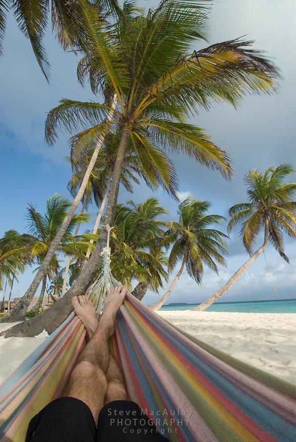 Hamock Time, Comarca De Kuna Yala, San Blas Islands, Panama