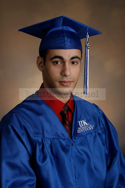 Baeissa, Abdulrahman photographed during the Feb/Mar, 2013, Grad Salute in Lexington, Ky.