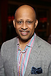 Ruben Santiago-Hudson attends the 2017 New York Drama Critics' Circle Awards Reception at Feinstein's / 54 Below on 5/18/2017 in New York City.