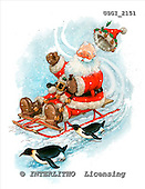 GIORDANO, CHRISTMAS SANTA, SNOWMAN, WEIHNACHTSMÄNNER, SCHNEEMÄNNER, PAPÁ NOEL, MUÑECOS DE NIEVE, paintings+++++,USGI2151,#X#