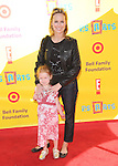 "Melora Hardin & daughter at The 12th Annual P.S. ARTS ""Express Yourself 2009"" To Help Restore Arts Education in Public Schools,The event was  held at Barker Hangar in Santa Monica, California on November 15,2009                                                                   Copyright 2009 DVS / RockinExposures"