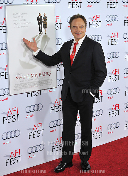 Bradley Whitford at the premiere of his movie &quot;Saving Mr Banks&quot;, the opening movie of the AFI FEST 2013, at the TCL Chinese Theatre, Hollywood.<br /> November 7, 2013  Los Angeles, CA<br /> Picture: Paul Smith / Featureflash