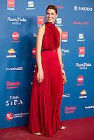 Laura Sanchez attends to the photocall of the Gala Sida at Palacio de Cibeles in Madrid. November 21, 2016. (ALTERPHOTOS/Borja B.Hojas) //NORTEPHOTO.COM