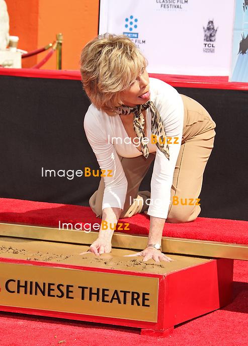 JANE FONDA HAND & FOOT PRINT CEREMONY -Jane Fonda, The 2013 TCM Classic Film Festival honors Jane Fonda with her Hand print and Foot print ceremony at the TCL Chinese Theatre in Hollywood..Jim Carrey, Eva Longoria, Maria Shriver, Troy Garity ( Jane's son ) were attending the ceremony..Los Angeles, April 27, 2013.