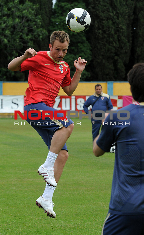 29.05..2009., Rovinj - First day of preparations croatian football national team. 06.06.2009. they are playing qualifying match with Ukraine for World Championship 2010. Ivan Rakitic. <br /> Photo: Anto Magzan/ / nph (  nordphoto  )