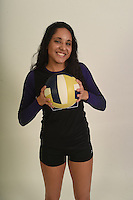 NWA Democrat-Gazette/MICHAEL WOODS • @NWAMICHAELW<br /> Volleyball player of the year, Haley Warner of Fayetteville High School. Thursday, November 19, 2016.