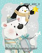 Dreams, CHRISTMAS SANTA, SNOWMAN, WEIHNACHTSMÄNNER, SCHNEEMÄNNER, PAPÁ NOEL, MUÑECOS DE NIEVE, paintings+++++,MEDAX63/3,#X#